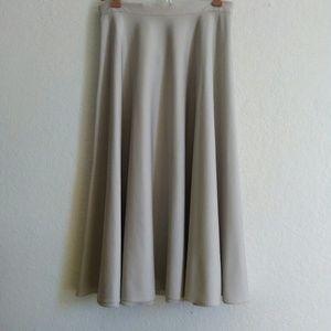 Vintage Lilli Diamond Midi Skirt